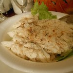 Crab Salad (Not on the menu...on request)