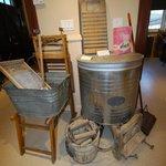 Heritage washing artifacts
