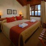 Dormitorio principal - Cabaña superior 6 pax