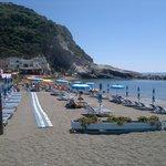 Hotel eigener sehr sauberer Strand