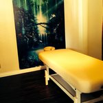 Another massage table for your pleasure.