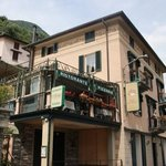 Great Restaurant beside Lake Como