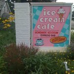 Ice Cream Cafe - TEMPORARILY CLOSED
