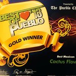 2013 Pueblo's Best Mexican Restaurant