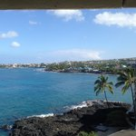 Day view from Alii Tower suite balcony