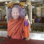 Inside the Big Buddha