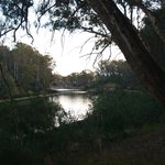 The Murray from the resort