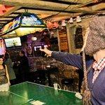 Pong at Streeter's