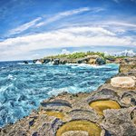 Devil's Tears - Cliff Jumping - Dream Beach - Lembongan - Bali - Indonesia - Wandervibes - ocean