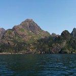 Resurrection Bay; scenic