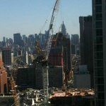 View from other window in bedroom (Empire State Buolding in Background)