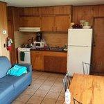 2 bedroom cabin 7/duplex