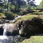 Lovey waterfall at Benjor