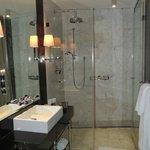 Banheiro - excelente chuveiro!