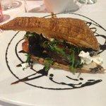 Delicious Mushroom Mille-Feuille