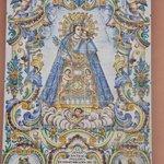 Painel de  Nossa Senhora dos Desamparados