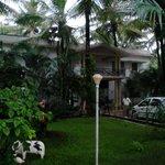 Entrance st Raj gardenia