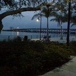 Evening stroll on the Riverwalk
