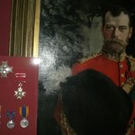 Picture of a great soldier and medals