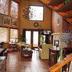 Veiw of Livingroom/dinning area
