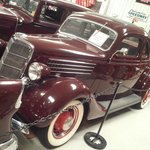 1935 V-8 Ford Coupe