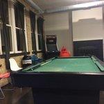 Mesa de bilhar para se divertir