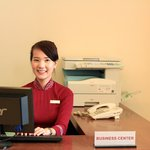 SAIGON hotel- Business center