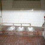 Toilet / wash area