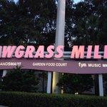 Sawgrass mills.