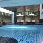 great pool area