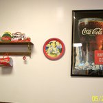 Coke Decorations