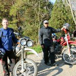 Our motorcycles and guide from remoteasia.com