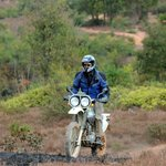 Best way to see the Plain of Jars is on a motorcycle