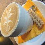 Great latte!