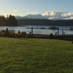 Olympic mountains and Hood Canal
