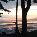 Sunset at Jeeva