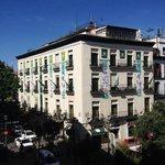 вид с балкона 1