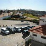 Mareta beach hotel, one view from room