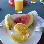 Ontbijt deel 1 - fruit