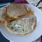 Ontbijt deel 2 - ei naar keuze met brood en confituur