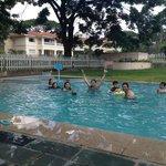 more fun at the pool
