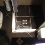 room A6 shower