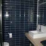 WC mit Dusche - top