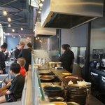 Open Kitchen in Teppan 260