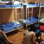 Our 6 beds room