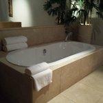 Bad ohne Badesalz