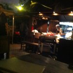 The outside restaurant of the Thai Simple Kitchen 2