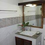 salle de bains super propre