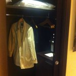 Cabina armadio Junior Suite