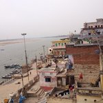 Ganges View room from Balcony- Second floor